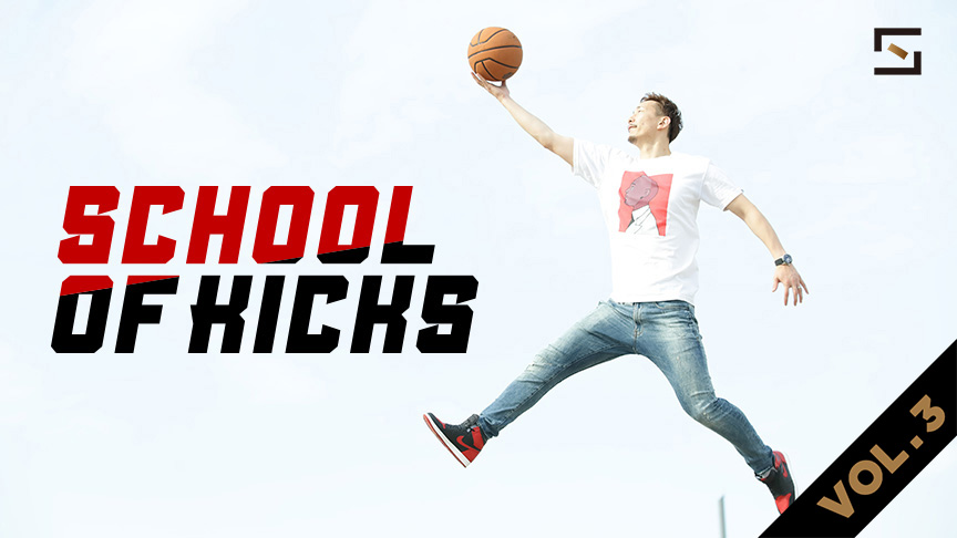 SCHOOL OF KICKS VOL.3