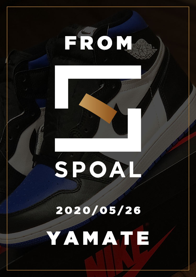 FromSPOAL YAMATE 2020/05/26