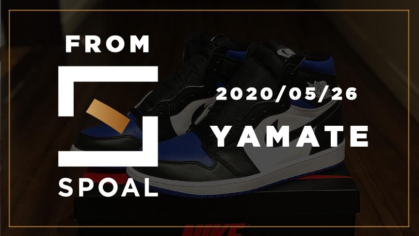 FromSPOAL YAMATE 2020/05/26
