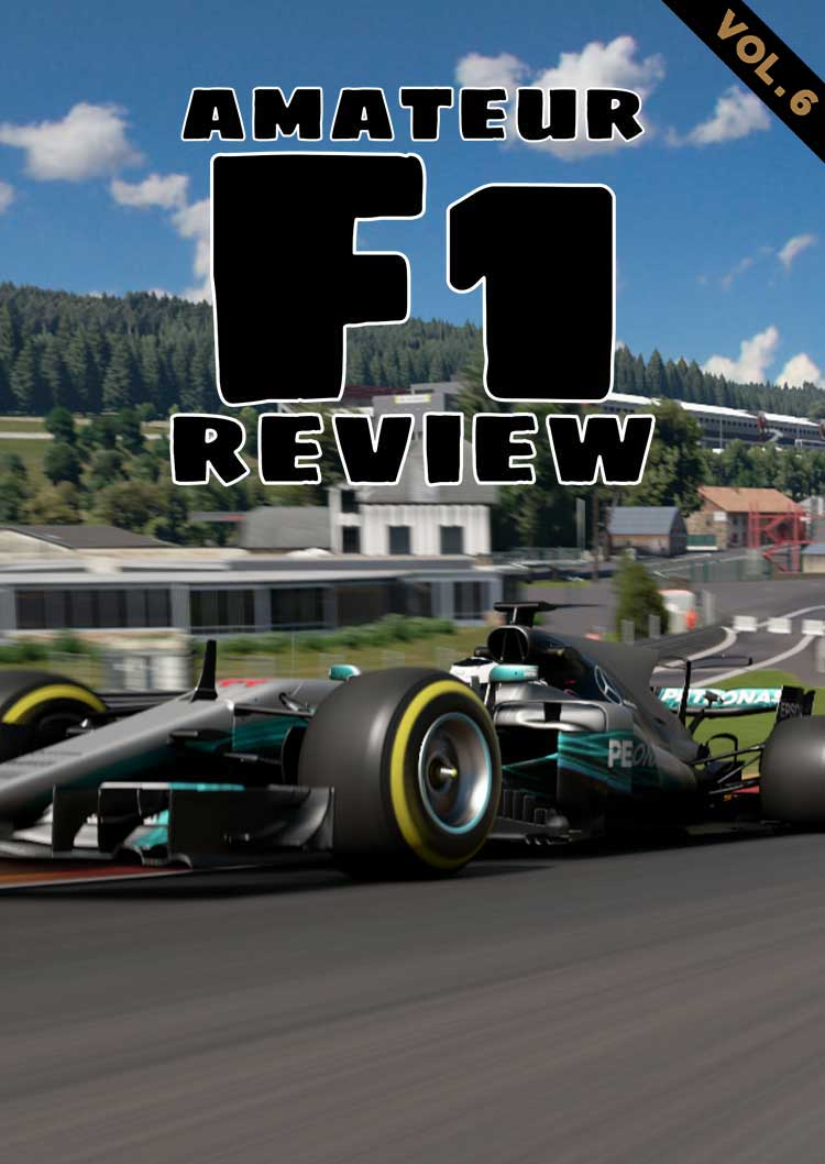 Amateur F1 Review VOL.6