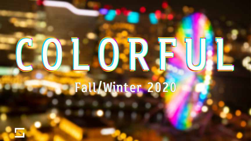 COLORFUL December 2020