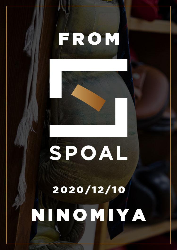FromSPOAL NINOMIYA 12/10