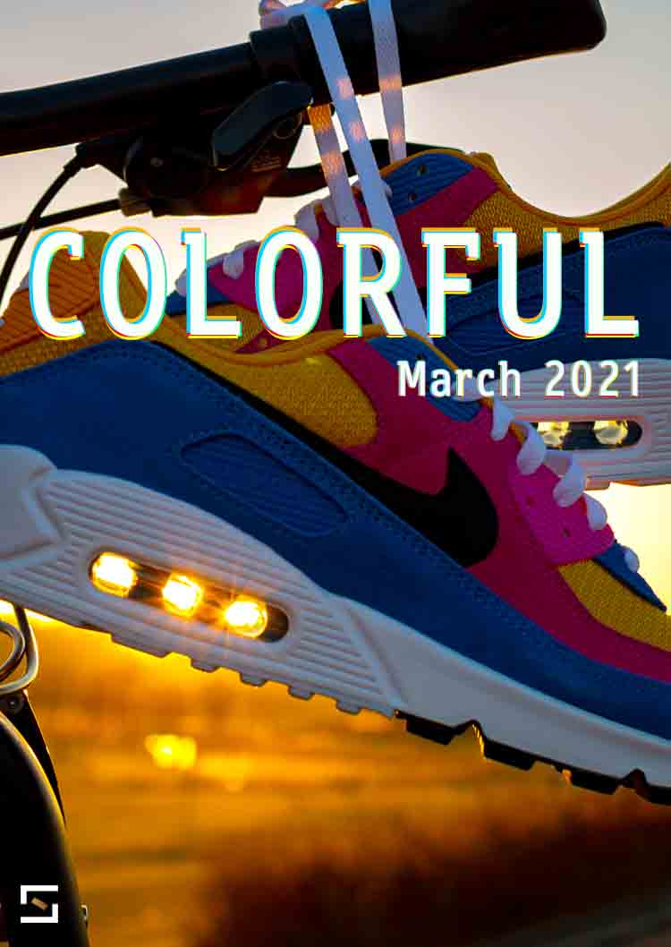 COLORFUL March 2021
