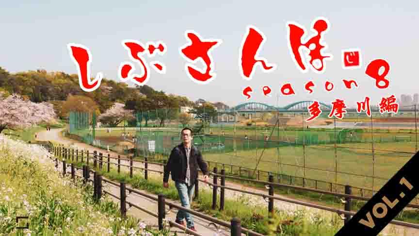 しぶさんぽ Season8 VOL.1